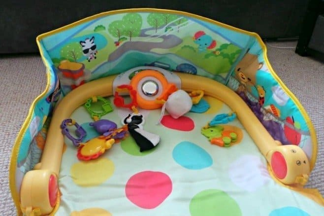Fisher-Price Convertible 3-in-1 Gym - Tummy Time