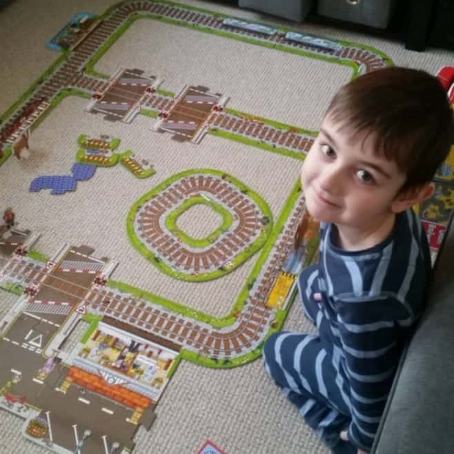 Orchard Toys Giant Railway & Station Expansion Sets - Tigger