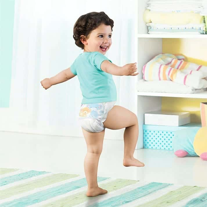 Pampers are inviting your LO's to get involved – in their exciting new launch! #babygrooves