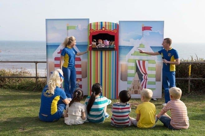 Pop Up Puppet Theatre Co at Haven
