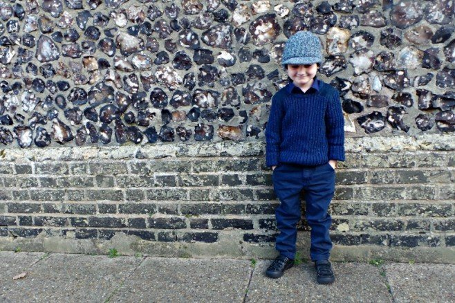 Roco Clothing - Smart Casual Boys Outfit