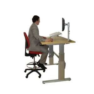 Sit-Stand Desks - Sitting