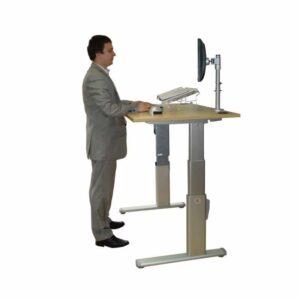 Sit-Stand Desks - Standing