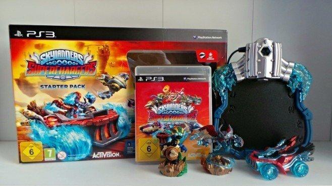 Skylanders Superchargers PS3 Starter Pack