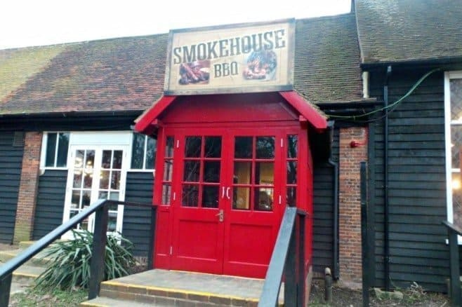 Smokehouse BBQ Grill restaurant