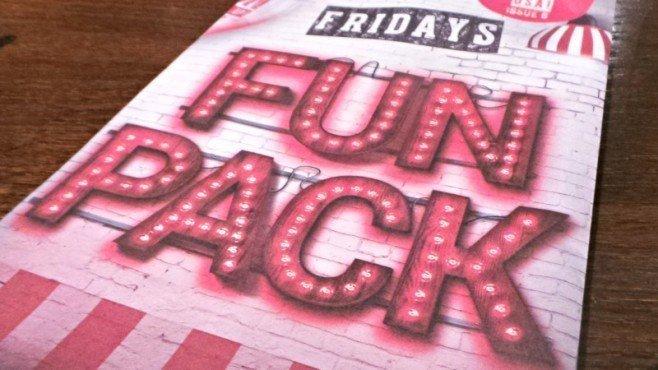 TGI Fridays - Fun Pack