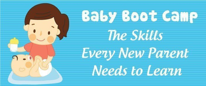 The skills every new parent needs to learn
