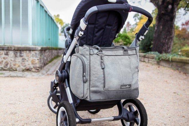 Babymoov Essential Changing Bag, Grey