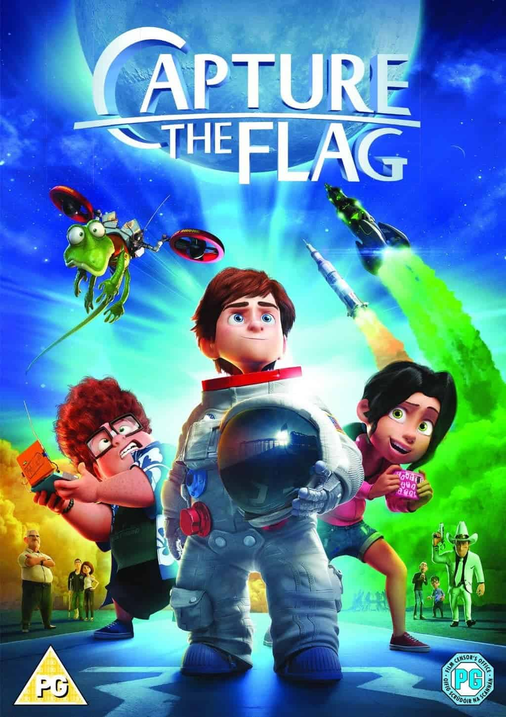 Capture The Flag Dvd Amp Blu Ray Boo Roo And Tigger Too