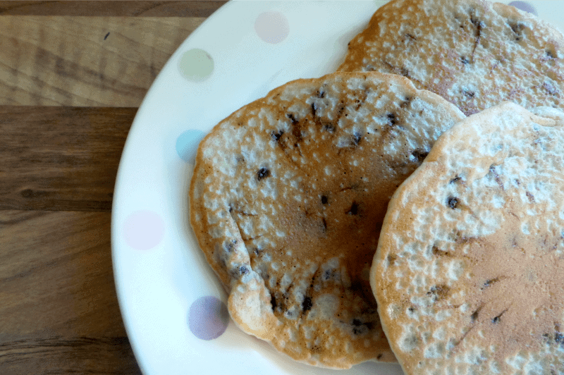 Birds Eye Breakfast Range - Chocolate Chip Pancakes