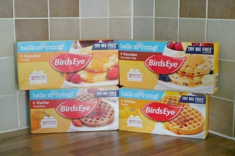 Birds Eye - Breakfast Range