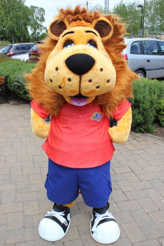 Drayton Manor - Rory the Lion