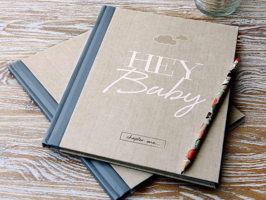 Illustries Hey Baby
