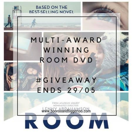 May 10 - Room DVD - instagram