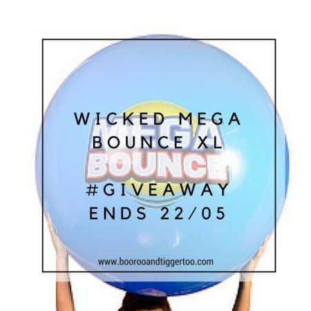 May 2 - Wicked Mega Bounce XL - instagram