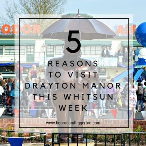 May 24 - 5 Reasons to visit Drayton Manor this Whitsun week - instagram