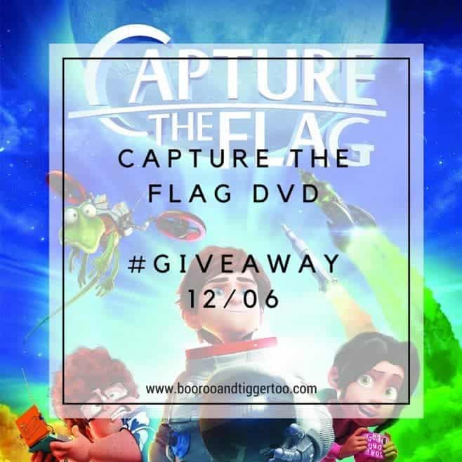 May 27 - Capture The Flag DVD - instagram