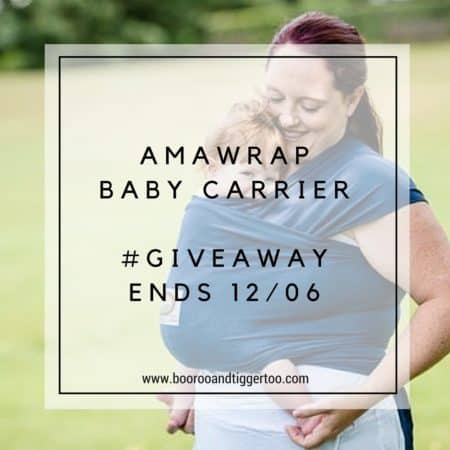 May 28 - AmaWrap Baby Carrier - instagram