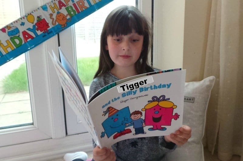 Mr. Men and the Silly Birthday Party