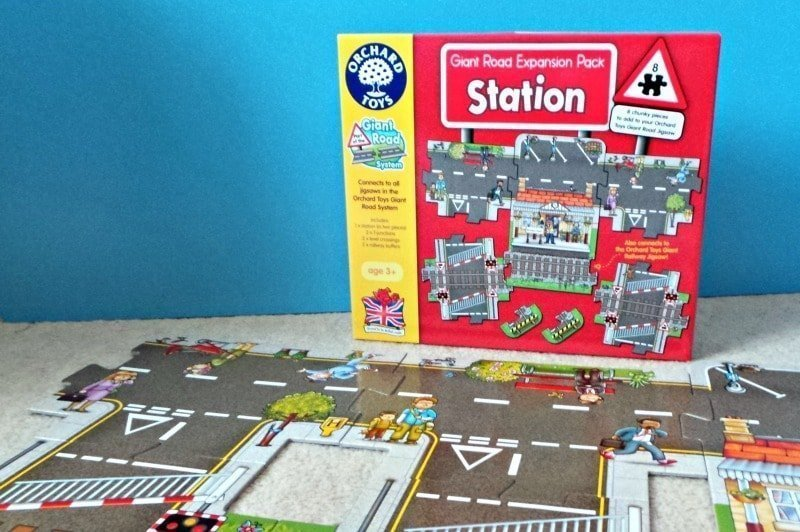 Orchard Toys Station Expansion Set - Box