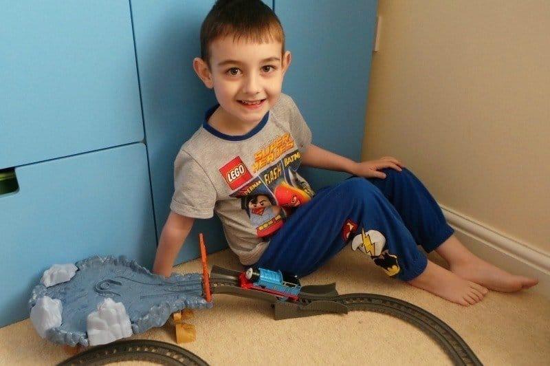 Thomas & Friends TrackMaster Close Call Cliff - Tigger