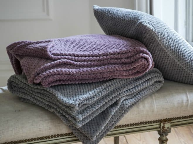 Wayfair - Waffle Fleece Throw