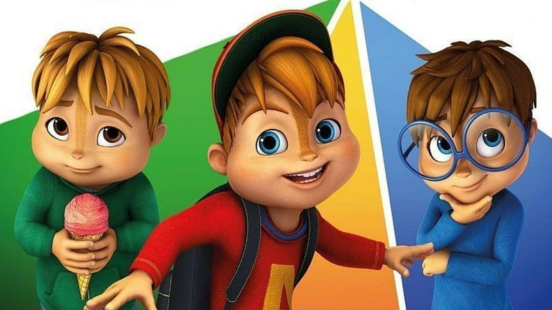 Alvin And The Chipmunks: Summer Of Sport DVD