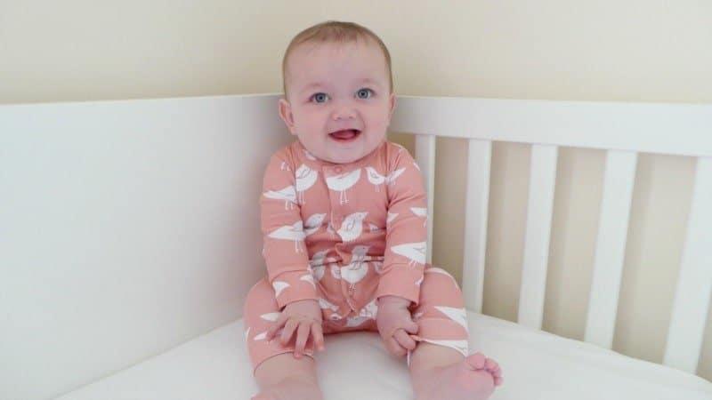 Piglet's Wardrobe | Bambini & Me Bamboo Romper