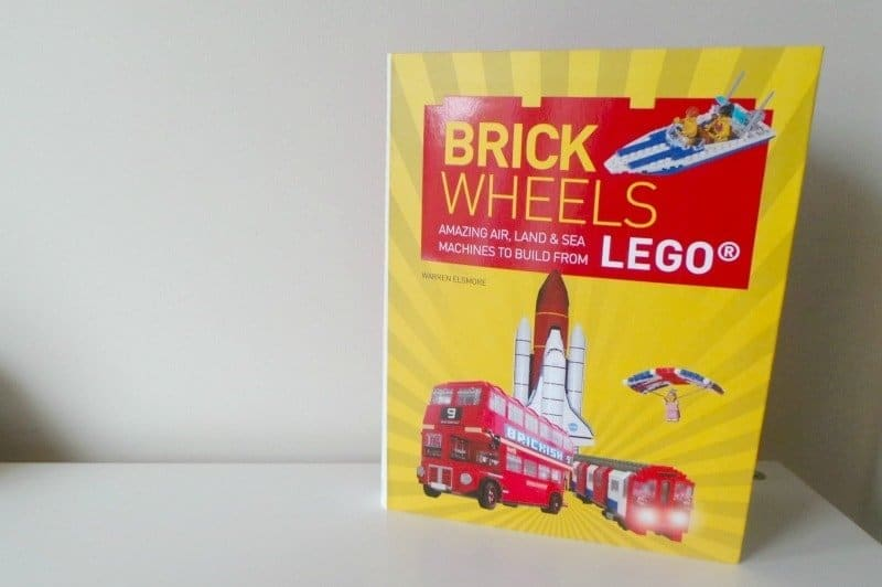 Brick Wheels Amazing Air, Land & Sea Machines to Build from LEGO