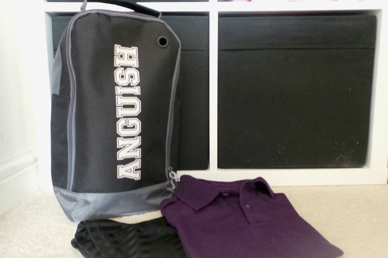 Name It Labels - Boot Bag