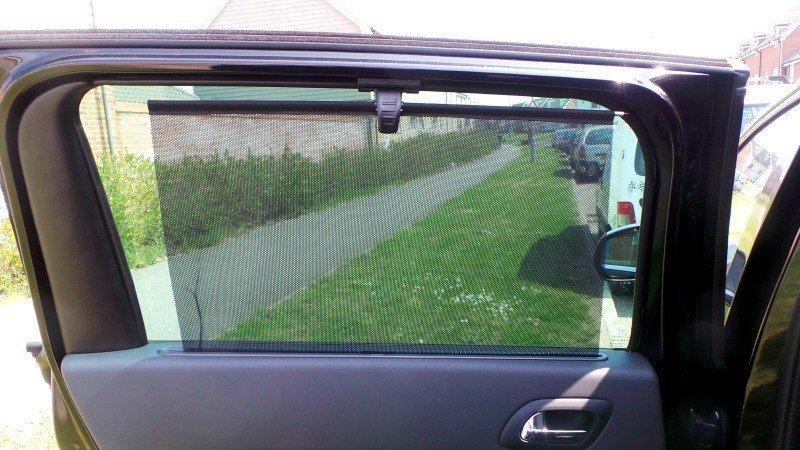 Peugeot 5008 - Sunblinds