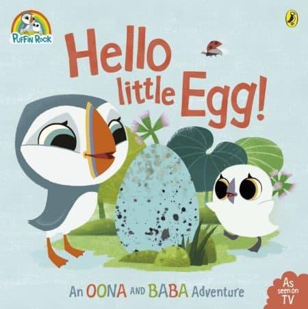 Puffin Rock Hello Little Egg!