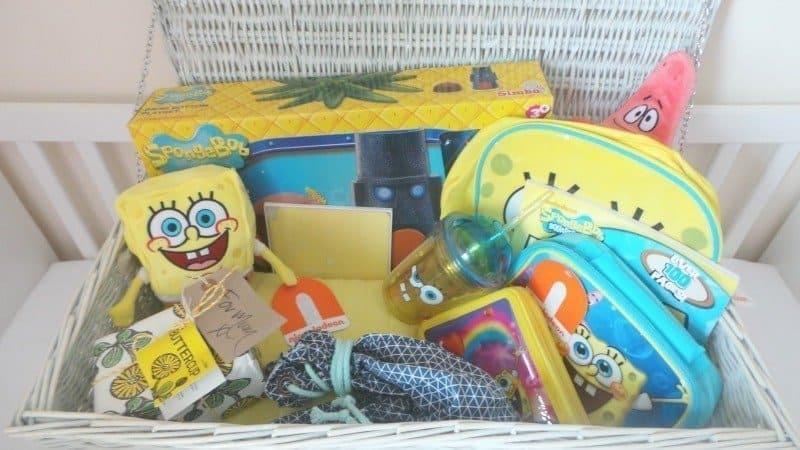 Sky Kids App - Spongebob Squarepants Hamper