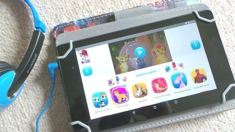 Sky Kids App - Tigger Home