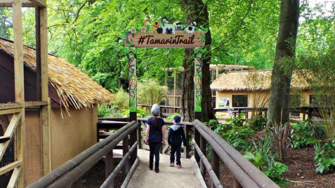 Tamarin Trail at Drayton Manor