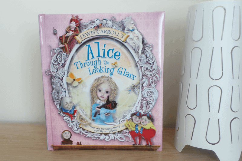 Alice Through The Looking Glass {Book Review}