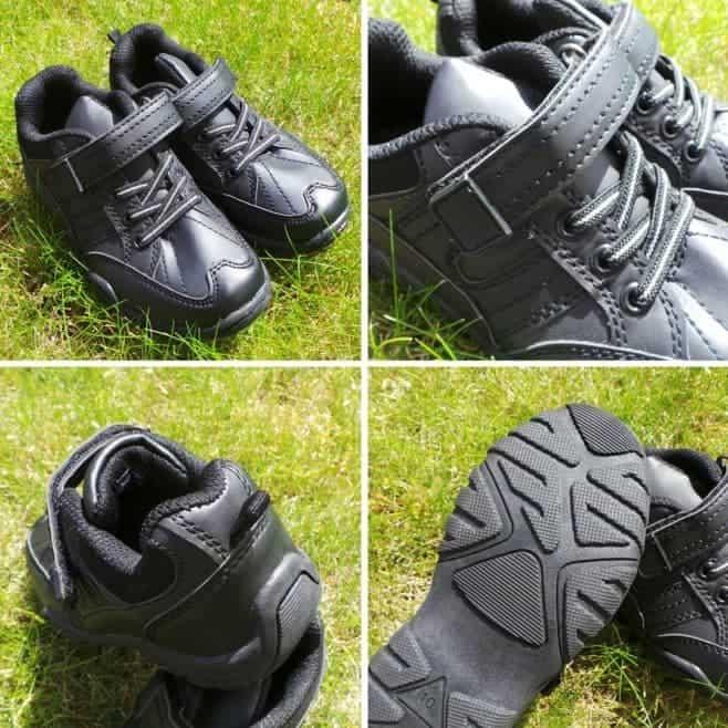 Debenhams Boys School Shoes {Grid}