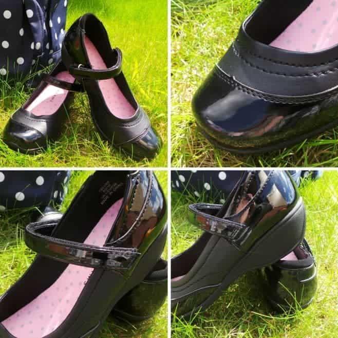 Debenhams Girls School Shoes {Grid}