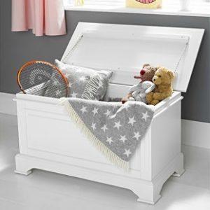 Grace White Storage Box