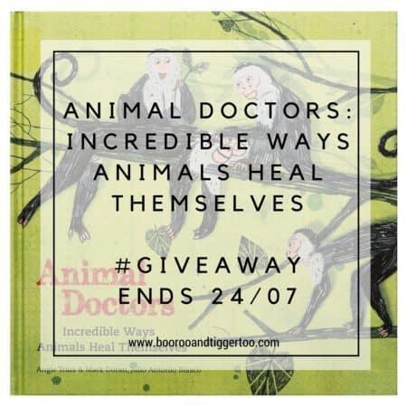 July 4 - Animal Doctors- Incredible Ways Animals Heal Themselves - instagram