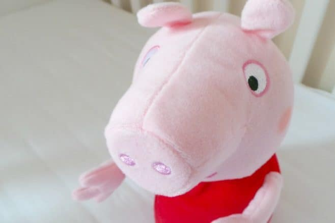 Laugh With Peppa - Close Up