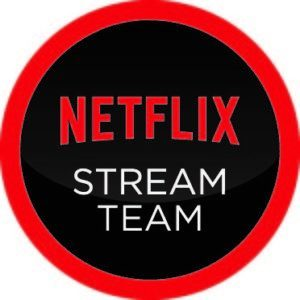 Netflix Stream Team Badge