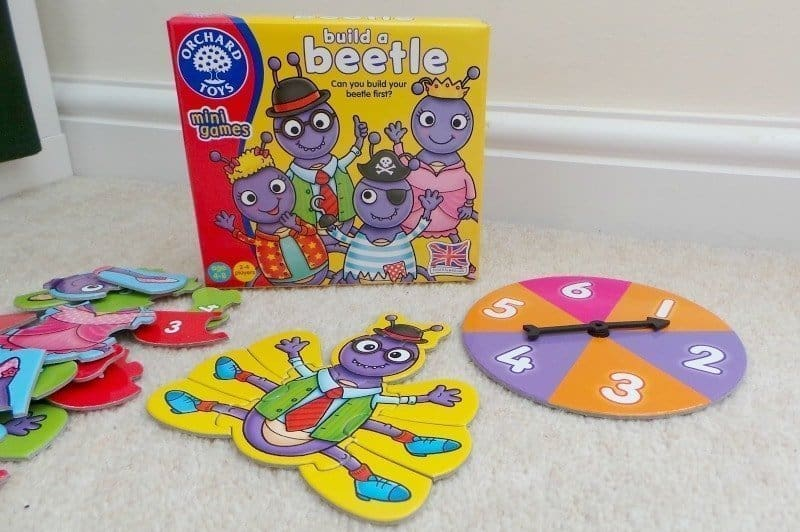 Orchard Toys | Build a Beetle