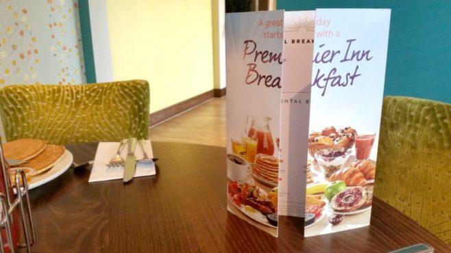 Premier Inn London Archway - Breakfast