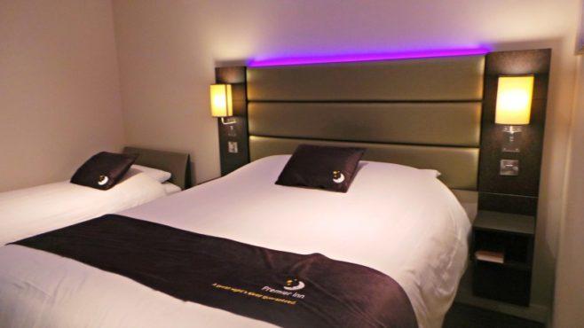 Premier Inn London Archway - Twin Room