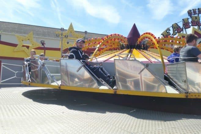 Sir Billy Butlins Fairground - Trabant