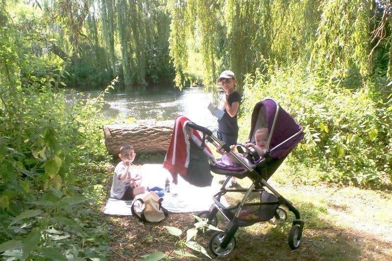 Taverham Mill - Picnic Site