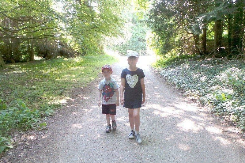 Taverham Mill - Roo and Tigger Lane