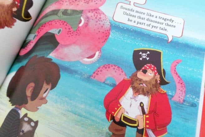 Whose Story Is This, Anyway Pirate takes over