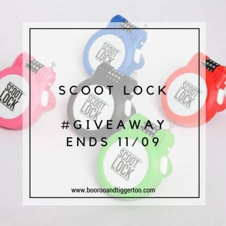 August 29 - Scoot Lock - instagram